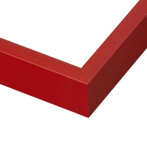 metal picture frame discount satiny red metal picture frame 111red. Black Bedroom Furniture Sets. Home Design Ideas