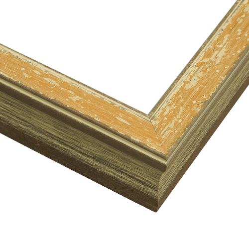 Rustic Wood Canvas Frames