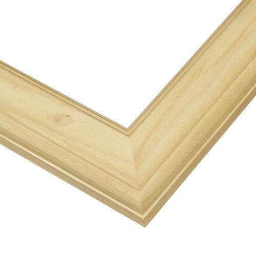 unfinished wood frame uw3 real wood unfinished picture frame. Black Bedroom Furniture Sets. Home Design Ideas