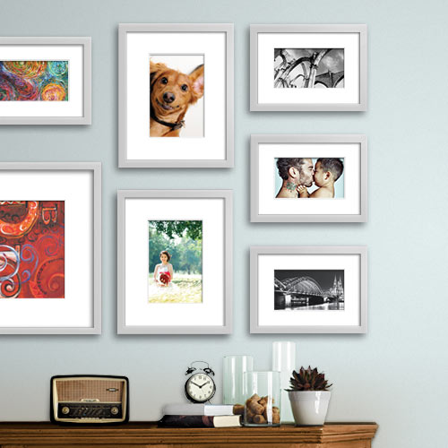 Gallery Wall Collage