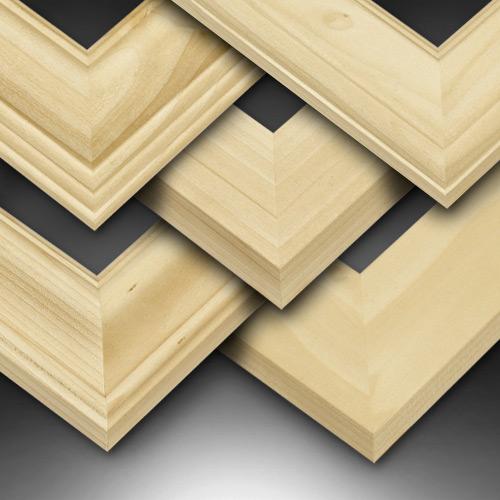 Plain Wood Frames Plain Wooden Frame
