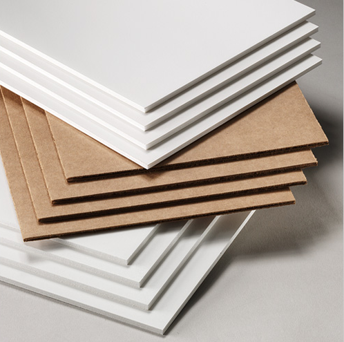 Bulk Backing Board Pictureframes