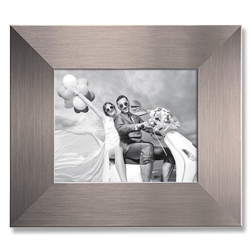 Custom Wood Picture Frame   Stainless Steel Wood Picture Frame GO6 ...