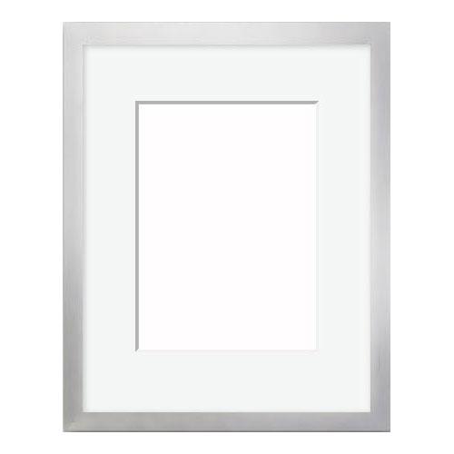 12AP Silver Frame