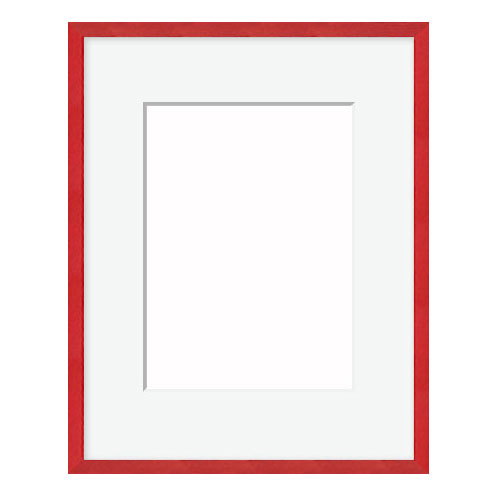 12FT Vibrant Red Frame