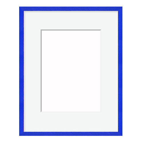 15FT Vibrant Blue Frame