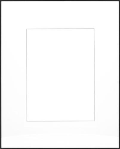 10AP1114B Matte Black Frame