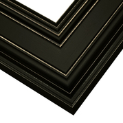Black Frame Corner Detail