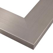 Silver Frame Corner Detail