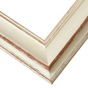 Sandstone Frame Corner Detail