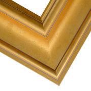Gold Frame Corner Detail
