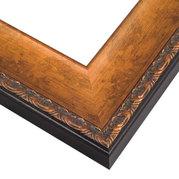 Copper Frame Corner Detail