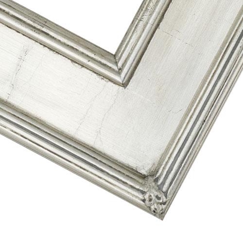 2PGC Silver Frame