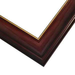 Cherry Lacquer Picture Frame