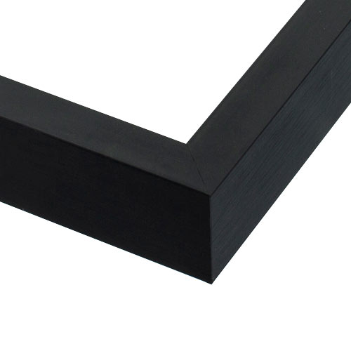 333MBLK Matte Black Frame