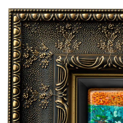 3VSF Gold Frame