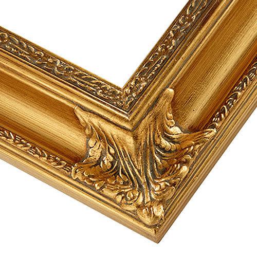 5BQ Antique Gold Frame