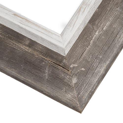 Driftwood Gray w/ Whitewash Frame - BWC3