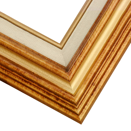 DC Antique Gold Frame