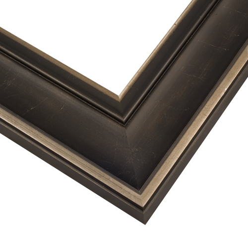 EXL3 Black w/ Silver Frame