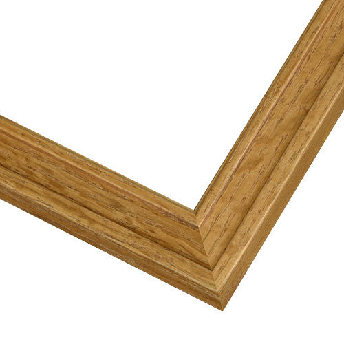 OK6 Natural Oak Frame