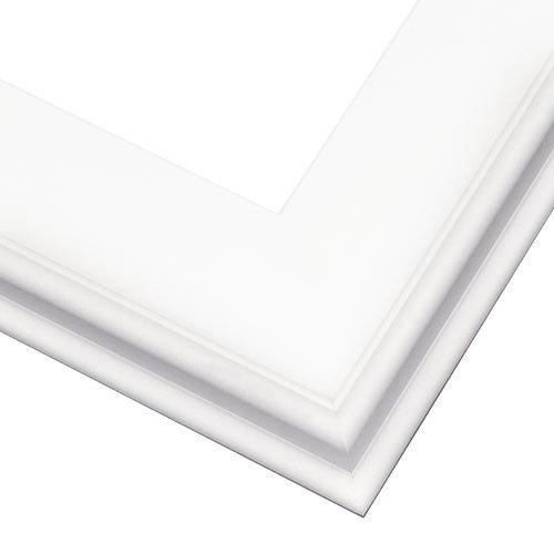 PL10 White Frame
