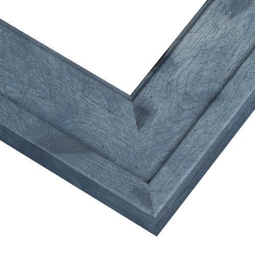 RSP6 Barnwood Blue Frame