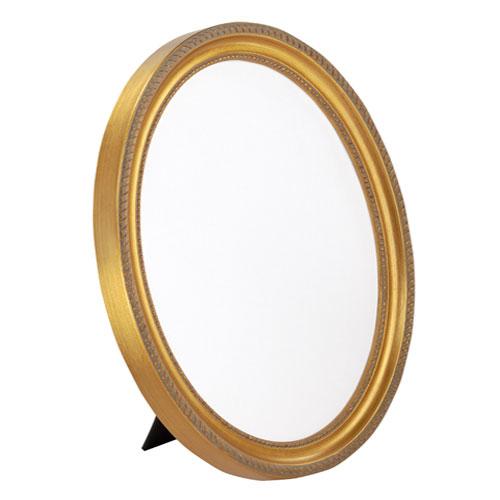 6OVTT Brushed Gold Frame