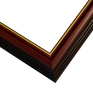 SLW2 Cherry Lacquer w/ Gold Frame