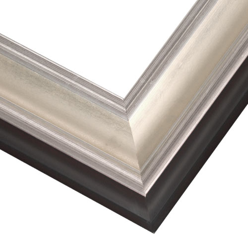 JCL5 Gilded Silver Leaf w/ Matte Pan Frame