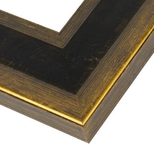 WX562 Espresso w/ Gold Frame