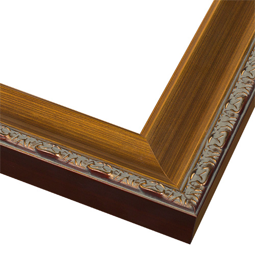 WX572 Antique Gold Frame