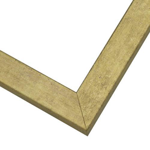 WX576 Antiqued Gold Frame
