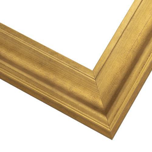 WX577 Brushed Gold Frame