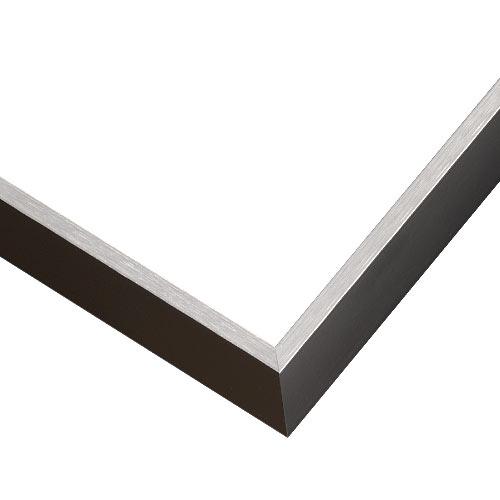 WXM21 Silver w/ Black Frame