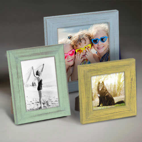 Back Porch Tabletop Picture Frame Collection