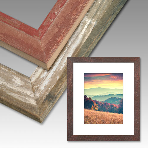 Barnwood Limited Editions Picture Frame Collection