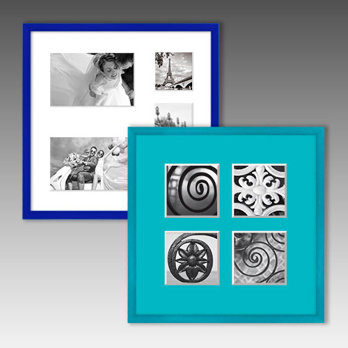 Fiesta Collage Picture Frame Collection