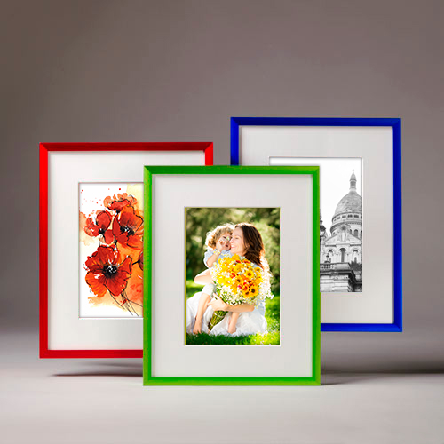 Fiesta Photo Picture Frame Collection