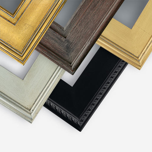Ready Made Frames In Popular Sizes Pictureframes Com