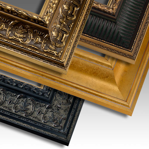 Renaissance Picture Frame Collection
