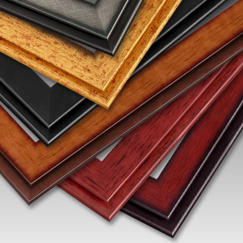 Shades of Verona Picture Frame Collection